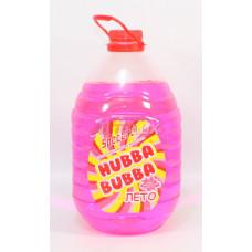 Жидкость стеклоомывателя летняя BUBBLE GUM (5 л)