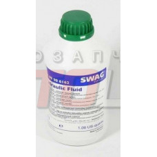 Жидкость гидравлическая (1л) (зеленая минер.)