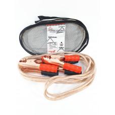 ARNEZI Провода прикуривания АКБ до -40C (500А) 12В/24В жил 212шт 9мм (силиконовые) (2,5 м) (сумка)