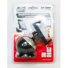 AVS Держатель универсальный AH-2241 для смартфонов/навигаторов (блистер)