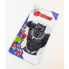 MARVEL Ароматизатор подвесной Черная пантера - Антитабак (картон)