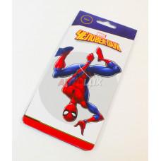 MARVEL Ароматизатор подвесной Человек-паук - Кола (картон)