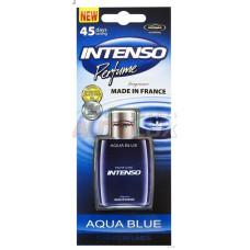 AROMA CAR Ароматизатор подвесной гелевый INTENSO Perfume Aqua Blue