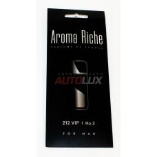 AROMA RICHE Ароматизатор воздуха For MAN 212 VIP №2 (картон)
