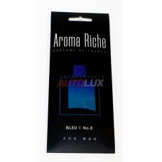 AROMA RICHE Ароматизатор воздуха For MAN Bleu №8 (картон)
