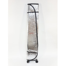 AIRLINE Шторка солнцезащитная на лобовое стекло (70*135 см)
