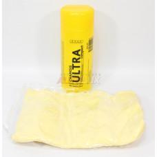 AZARD Салфетка замша искусственная ULTRA CHAMOIS Сompact (малая) (43*32 см) (туба)