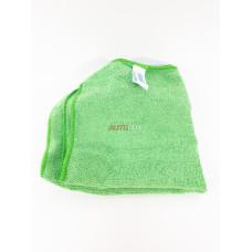 Салфетка микрофибра (зелёная) (40*40 см)