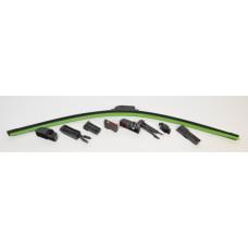 ELMARWA Щетка стеклоочистителя 60 см (+9 адаптеров)