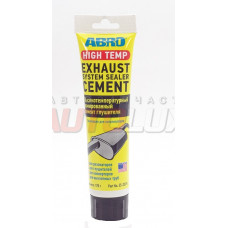 ABRO Цемент глушителя (170 гр) (туба)
