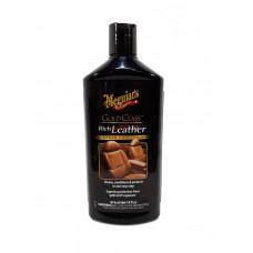MEGUIARS Очиститель и кондиционер для кожи GC Leather Cleaner Conditioner (414 мл) 1/6