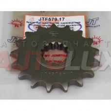 Звезда передняя JT JTF579.17 для мотоциклов,
