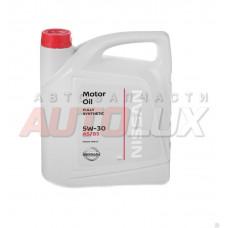 NISSAN Масло мот. Motor Oil 5W30 (1 л)
