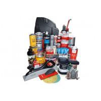 Материалы для кузовного ремонта