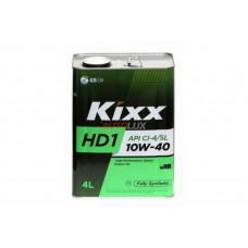 масло Kixx D1 10/40 4л