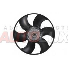 LKK039 Вискомуфта в сборе с вентилятором MERCEDES Sprinter 2t/3t/4t (04/00-05/06), VW Crafter (без упаковки!)