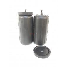 Пневмобаллоны  в свободную пружину LSHD (230*110) с боковым клапаном