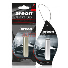 AREON Ароматизатор подвесной (гелевый) LIQUID SPORT LUX - PLATINUM (5 мл)