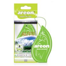 AREON Ароматизатор подвесной MON - MOUNTAIN FRESH