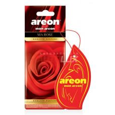 AREON Ароматизатор подвесной MON - MA ROSE