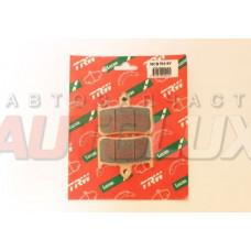 Колодки тормозные дисковые передн Honda: NSR 250 88-, RS 250 91-, VFR 750 88-89, VFR 750 90-93, CBR