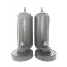 Пневмобаллоны  в свободную пружину MEHD (205*85) с нижним клапаном
