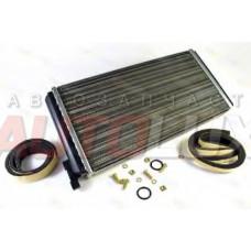 MSA6109 Радиатор отопителя MERCEDES 190 W201 1.8-2.6/D/TD 10/82-08/93