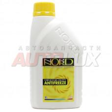 NY20409 NORD Антифриз (желтый) (1 кг)