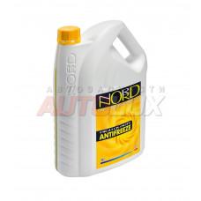 NY20423 NORD Антифриз (желтый) (5 кг)