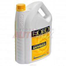 NY22304 NORD Антифриз (желтый) (3 кг)