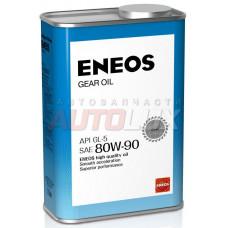 OIL1372 ENEOS Масло трансм. GEAR Oil 80W90 GL-5 (для МКПП) (940 мл)