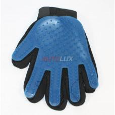 Перчатка для вычёсывания шерсти домашних животных (на правую руку)