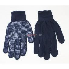 Перчатки нейлоновые обливные точка (Китай)