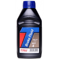 TRW жидкость тормозная 0.5L DOT 4