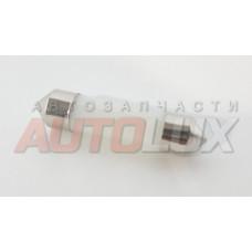 Светодиод 12V T11(C5W) 3LED HP 6W с цоколем с трубкой 36мм 2-контактная Белая (салон, номер) SKYWAY