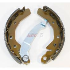 Колодки барабанные Chevrolet SPARK (0.8, 1.0)(98-), MATIZ (0.8, 1.0)(98-), Sweet (QQ)