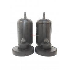Пневмобаллоны  в свободную пружину SHD (147*85) с нижним клапаном