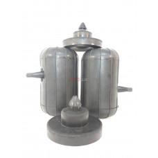 Пневмобаллоны  в свободную пружину SHD (147*85) с боковым клапаном