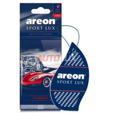 AREON LUX Ароматизатор подвесной SPORT CARBON