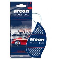 AREON LUX Ароматизатор подвесной SPORT CHROME