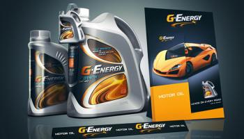 Мы стали партнёром G-ENERGY и GAZPROMNEFT