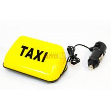 Спецсигнал TAXI Car Perfume (желтый) на панель (маленький)