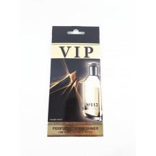 VIP CARIBI Ароматизатор парфюм №112 (елка)