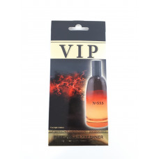 VIP CARIBI Ароматизатор парфюм №555 (елка)