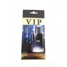 VIP CARIBI Ароматизатор парфюм №700 (елка)
