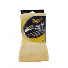 MEGUIARS Микрофибровая салфетка Supreme Shine Microfiber Towel (40x63 см) (за 1 шт)