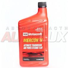 Масло в АКПП MERCON-V 0.946л XT5QMC